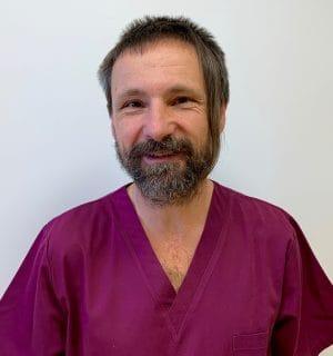MVDr. Petr Šrenk, DVM., DipECVN