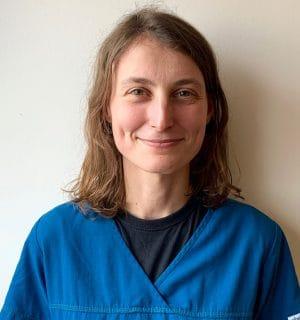 Gda en Veterinaria Miriam Žáková